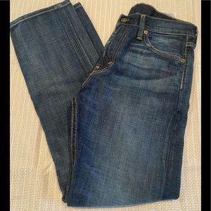 Levi's 513 Slim Straight Jeans 30X30